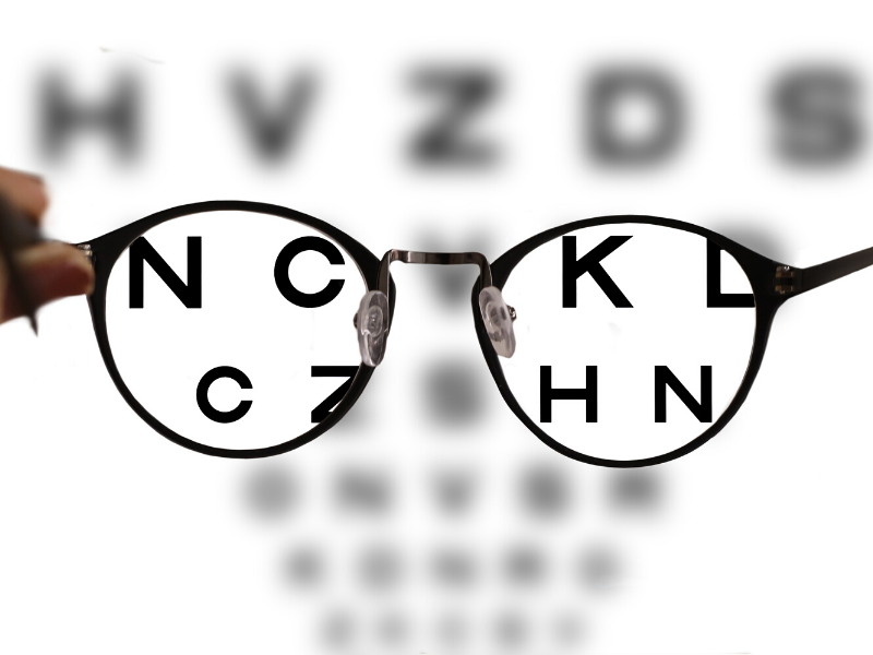 eyesight chart