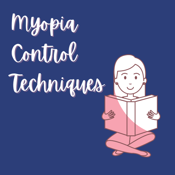 Reading about myopia control techniques