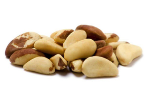 pile of nuts and legumes